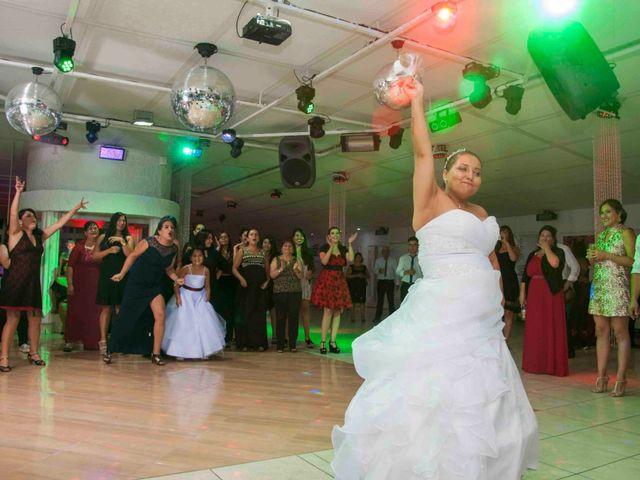 El matrimonio de Cristian y Elena en Curicó, Curicó 39