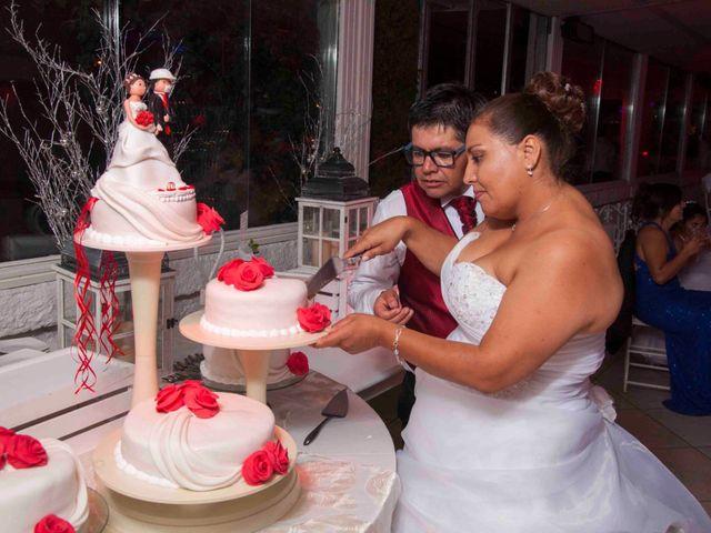 El matrimonio de Cristian y Elena en Curicó, Curicó 45
