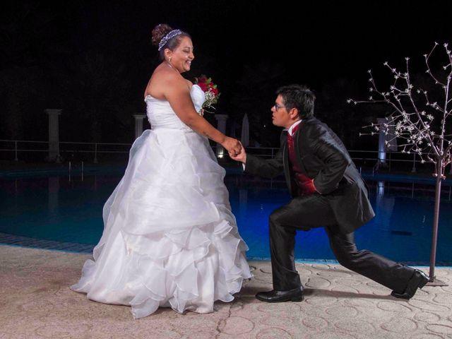 El matrimonio de Cristian y Elena en Curicó, Curicó 47
