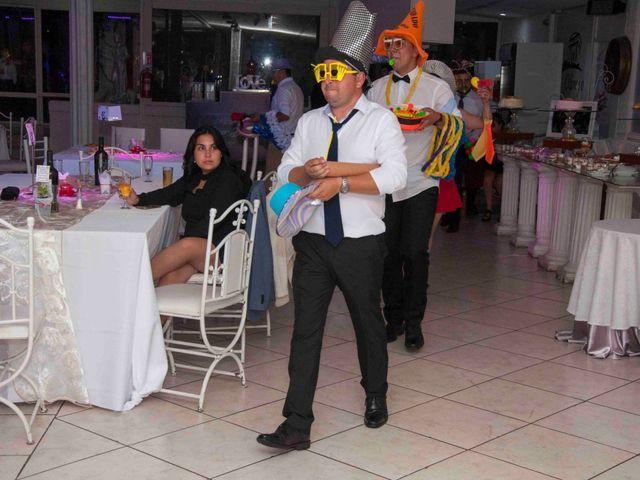 El matrimonio de Cristian y Elena en Curicó, Curicó 54