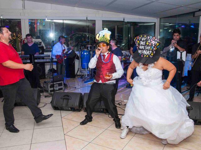 El matrimonio de Cristian y Elena en Curicó, Curicó 58