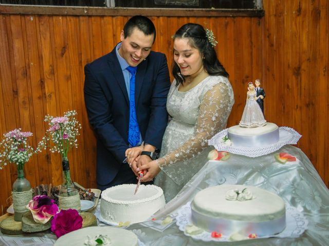 El matrimonio de Fernanda y Tomas