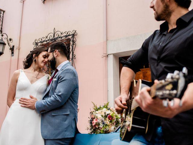 El matrimonio de Luzma y Mario