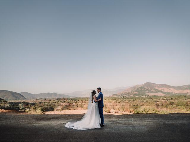 El matrimonio de Mari y Jorge