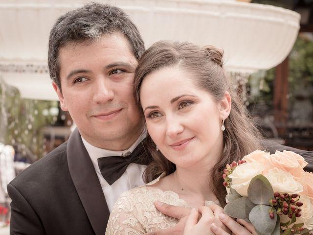 El matrimonio de Alecsandra y Eduardo