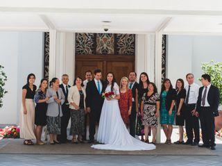 El matrimonio de Jassay y Esteban 1