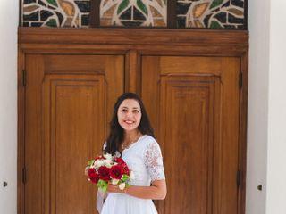 El matrimonio de Jassay y Esteban 2