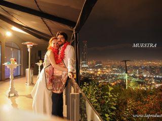 El matrimonio de Isabel y Maximiliano 2