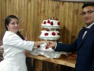 El matrimonio de Alejandra y Luis