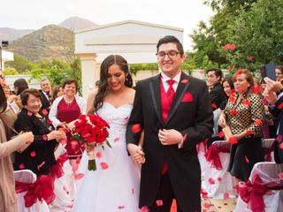 El matrimonio de Juan Carlos  y Stephanie