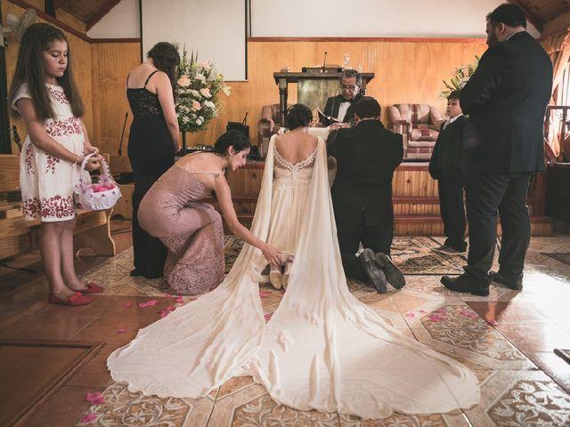 El matrimonio de Janry y Camila en Los Ángeles, Bío-Bío 11