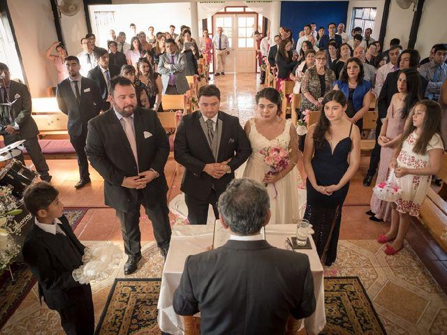 El matrimonio de Janry y Camila en Los Ángeles, Bío-Bío 12