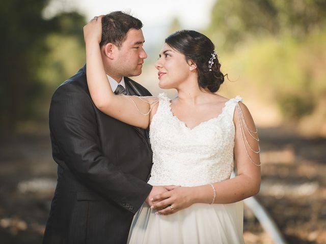 El matrimonio de Janry y Camila en Los Ángeles, Bío-Bío 14