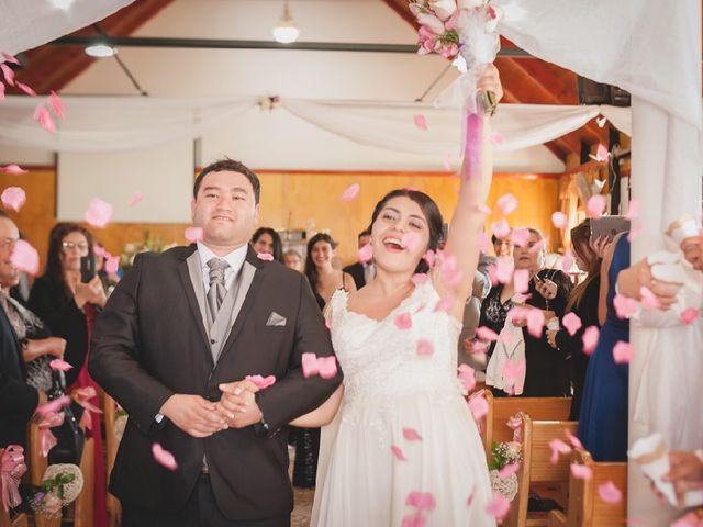 El matrimonio de Janry y Camila en Los Ángeles, Bío-Bío 22