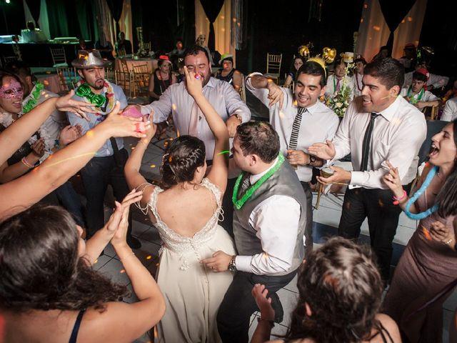 El matrimonio de Janry y Camila en Los Ángeles, Bío-Bío 25