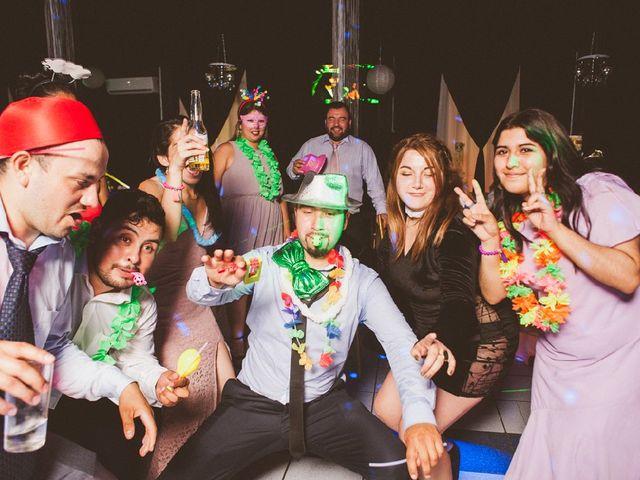 El matrimonio de Janry y Camila en Los Ángeles, Bío-Bío 26