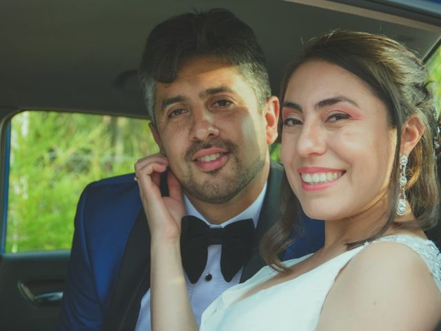 El matrimonio de Valeska y Rodrigo