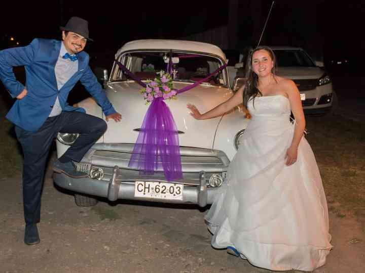 El matrimonio de Pedro y Maira