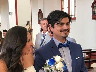 El matrimonio de Pedro y Maira 1