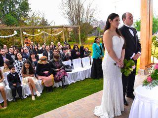 El matrimonio de Romina y Alan 3