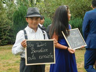 El matrimonio de Pilar  y Matías  1