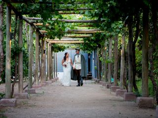 El matrimonio de Javiera y Carlos