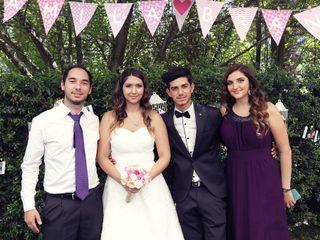 El matrimonio de Branco y Camila 1