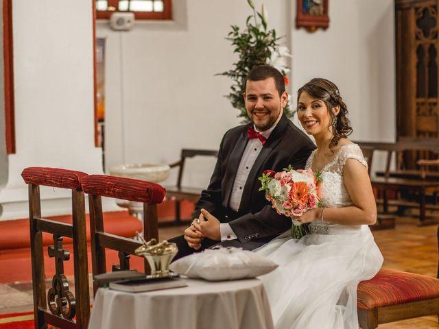 El matrimonio de Fabiola y José