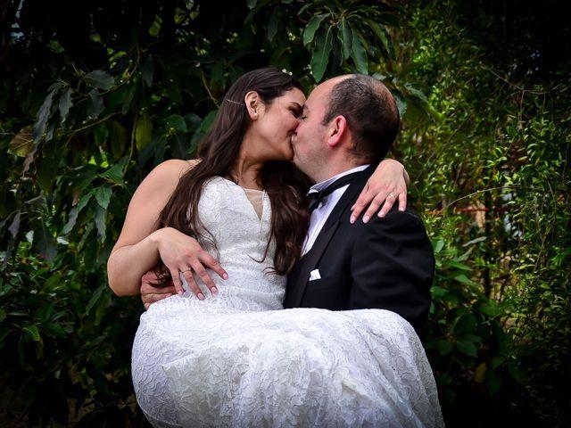 El matrimonio de Romina y Alan