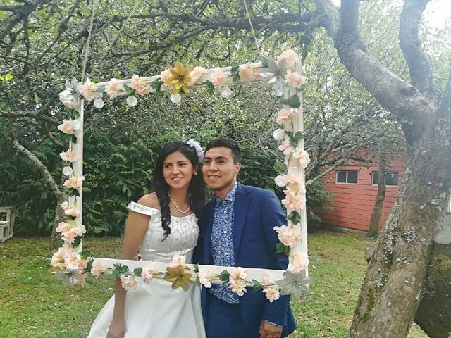 El matrimonio de Pilar  y Matías
