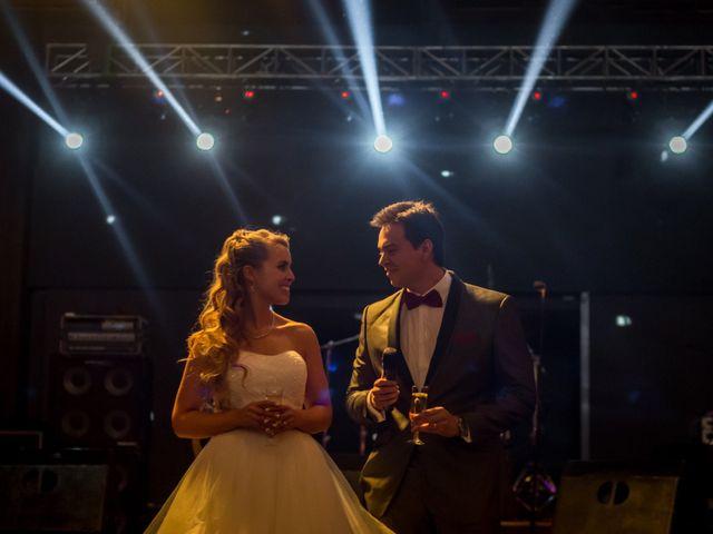 El matrimonio de Ale y Sergio