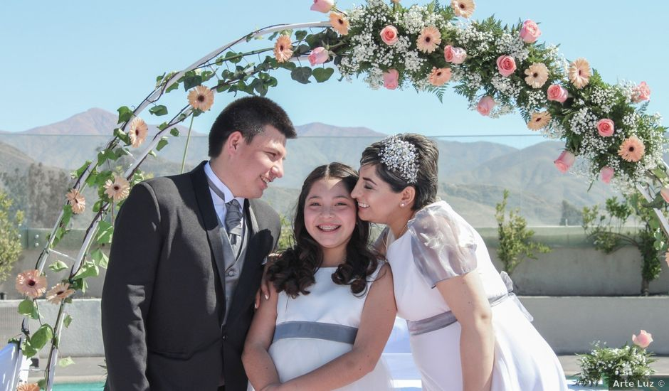 El matrimonio de Cristian y Andrea en Copiapó, Copiapó