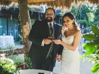 El matrimonio de Mario  y Claudia