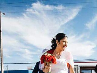 El matrimonio de Janittzia y Cristián 1