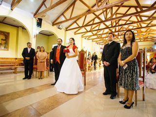 El matrimonio de Janittzia y Cristián 2
