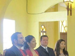 El matrimonio de Janittzia y Cristián 3