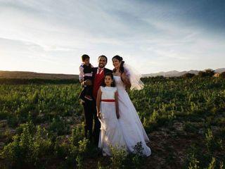 El matrimonio de Janittzia y Cristián