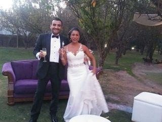 El matrimonio de Sheylla y Christian