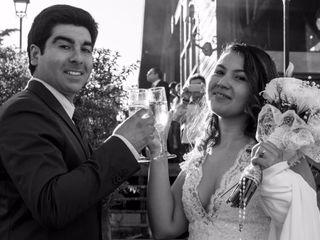 El matrimonio de Andre y Cris
