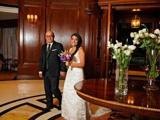 El matrimonio de María Fernanda y Sebastián 3