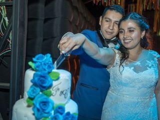El matrimonio de Fernanda y Cristian 1
