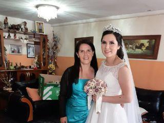 El matrimonio de Rachel y Diego 1