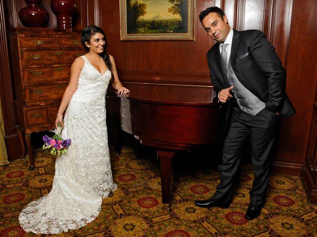 El matrimonio de María Fernanda y Sebastián