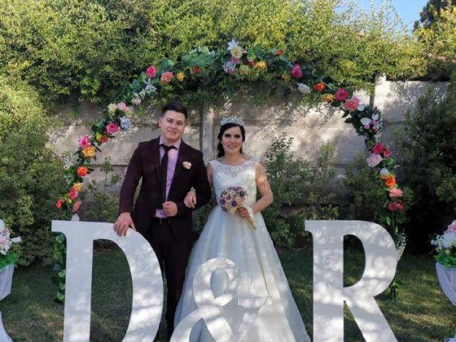 El matrimonio de Rachel y Diego