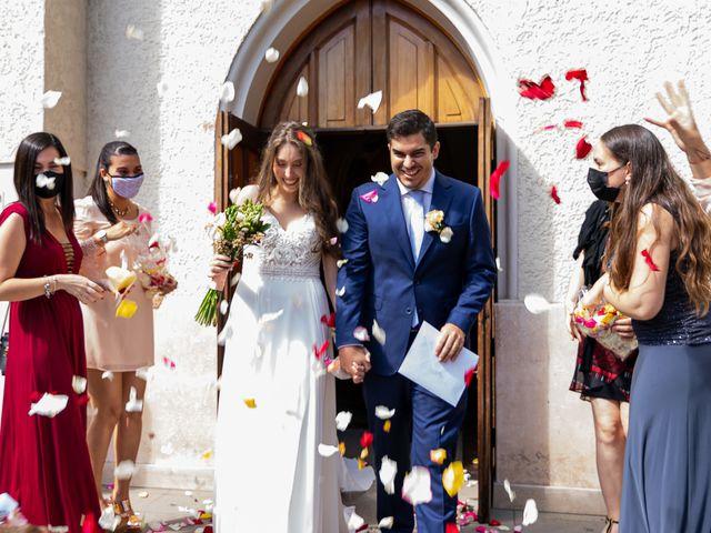 El matrimonio de Javier y Constanza en Las Condes, Santiago 2