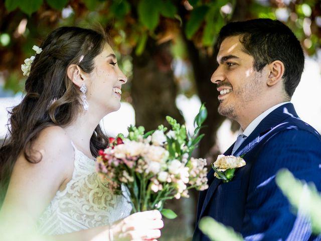 El matrimonio de Javier y Constanza en Las Condes, Santiago 7