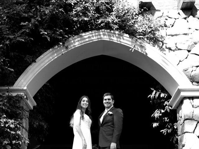 El matrimonio de Javier y Constanza en Las Condes, Santiago 8