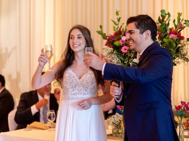 El matrimonio de Javier y Constanza en Las Condes, Santiago 9