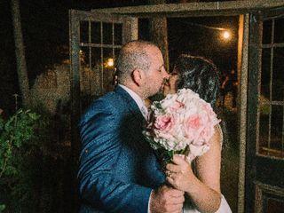 El matrimonio de Cristina  y Yuri  3