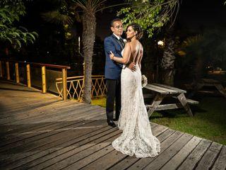 El matrimonio de Gisela  y Leonardo  1